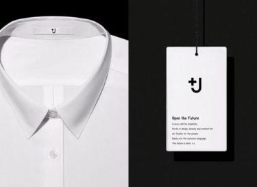 ユニクロ「+J」のシャツ